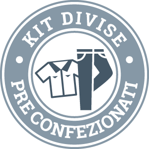 Gestione scorte e creazione kit e set di divise coordinate