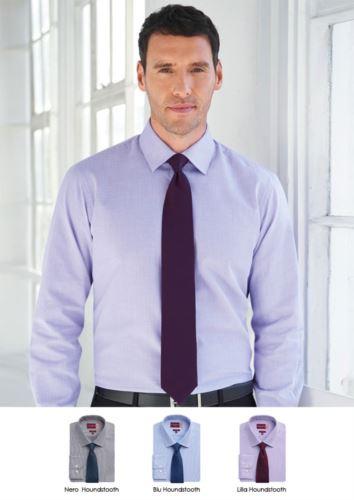 Camicia lilla uomo
