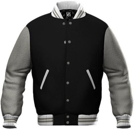 Felpa da lavoro bicolore nero/grigio promozionale vendita all'ingrosso personalizzabile