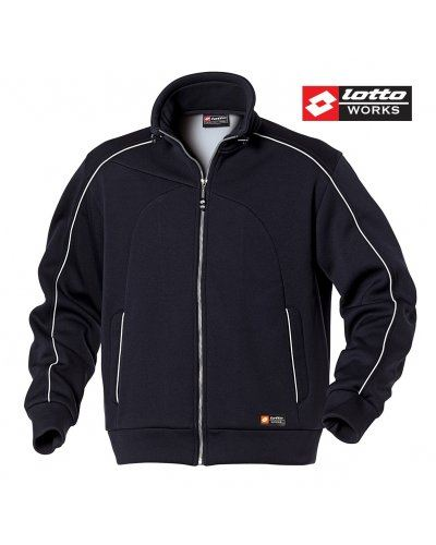 Giacca felpa zip LOTTO WORKS®