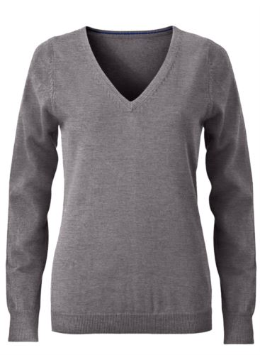 Maglione da donna grigio