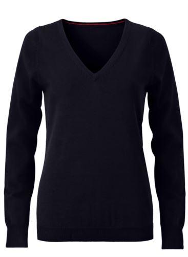 Maglioncino donna nero elegante