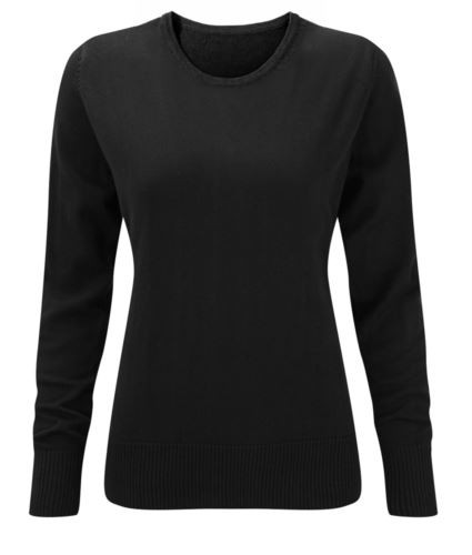 Maglione da donna elegante nero