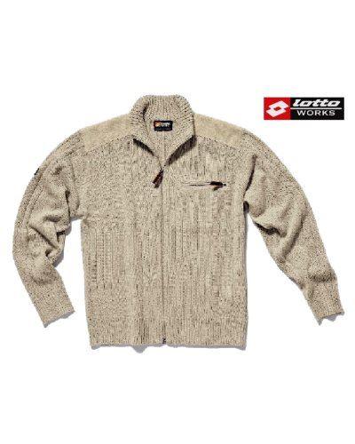 Maglione zip