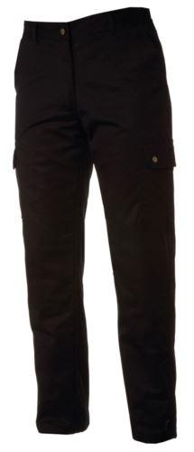 Pantaloni da lavoro multitasche imbottiti neri, abiti da lavoro da esterno, tuta pantaloni da lavoro