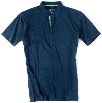 Polo da lavoro Ticino, divise eleganti da lavoro, Polo manica corta blu