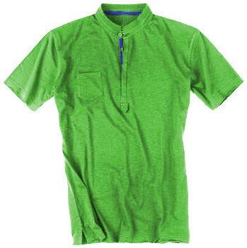Vestiario per lavoro per aziende, Polo da lavoro Lugano, Polo manica corta verde