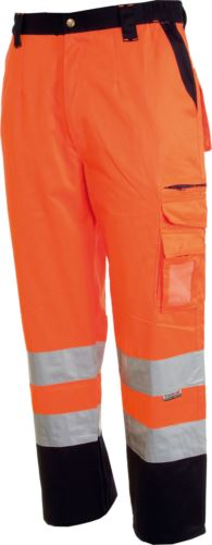 Pantalone alta vis.bicolore