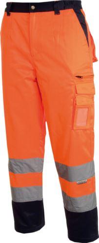 Pantalone alta vis.pesante