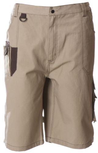 Pantalone corto multitasche