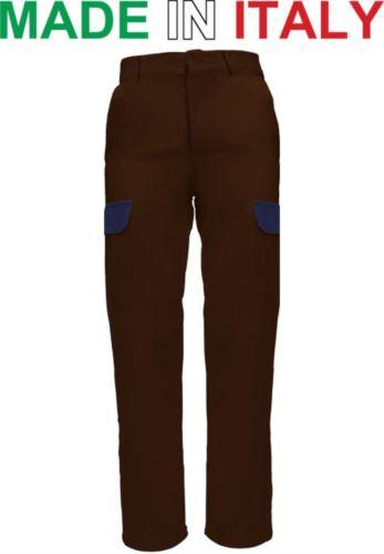 Pantalone da lavoro marrone, tuta pantalone da lavoro, abbigliamento da lavoro per idraulico