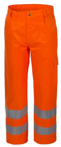 Pantalone imbottito invernale alta visibilità