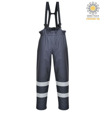 Pantalone trivalente impermeabile