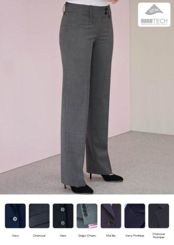 Pantaloni neri eleganti donna