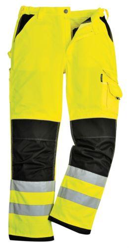 Pantaloni alta visibilità bicolore