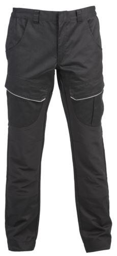 Pantaloni multitasche elasticizzato