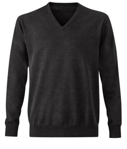 pullover uomo in cotone