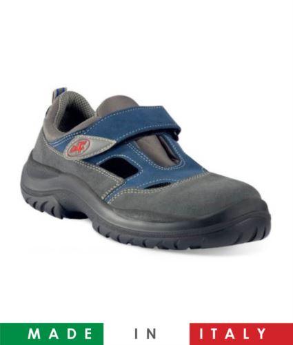 Sandalo pelle forata S1P