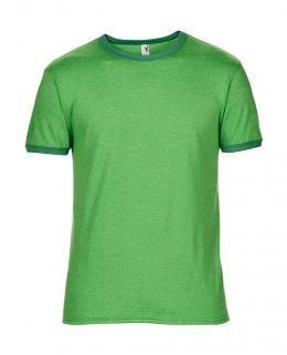 indumenti protettivi per edilizia, abiti per lavoro Piemonte, T-shirt girocollo verde