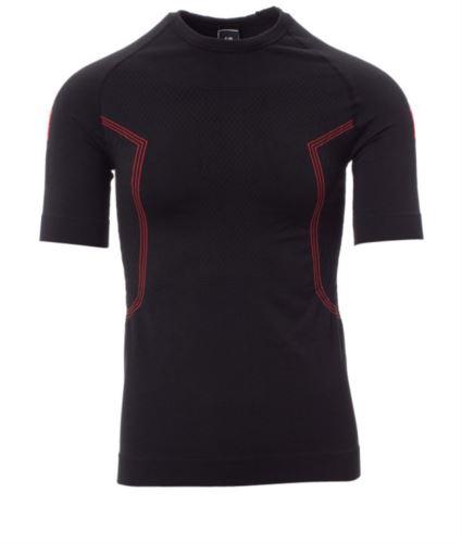 T-Shirt a maniche corte intimo termico