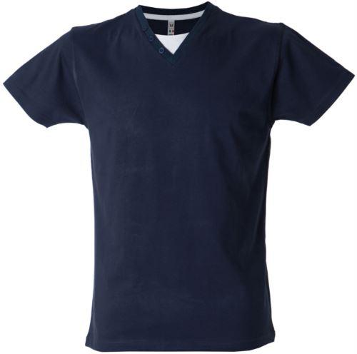 T-Shirt manica corta collo a V