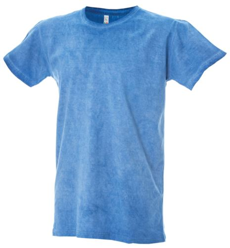 "T-shirt manica corta girocollo ""cool dyed"""