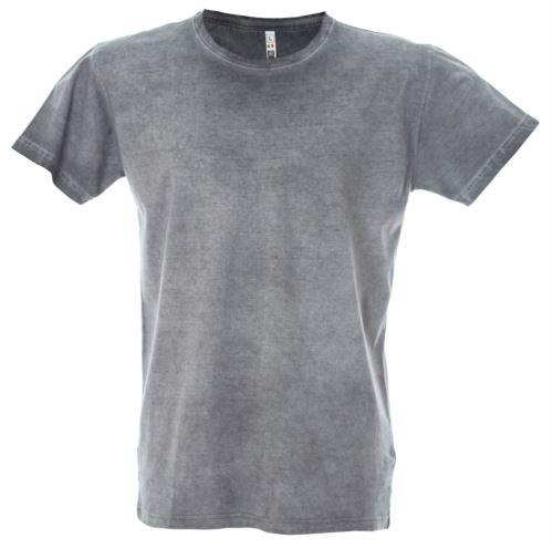 "T-shirt manica corta girocollo ""cool dyed"""