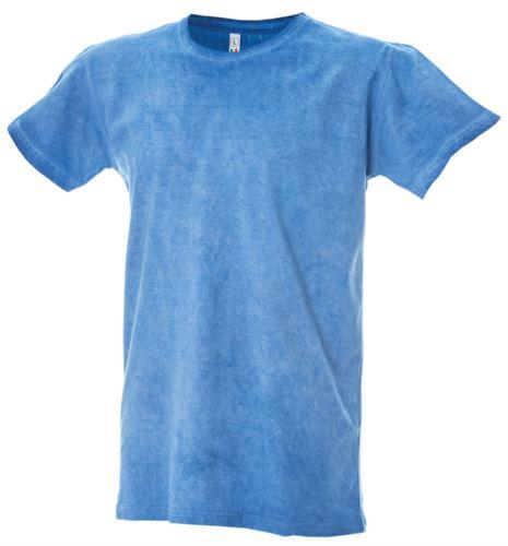 T-shirt manica corta girocollo cool dyed